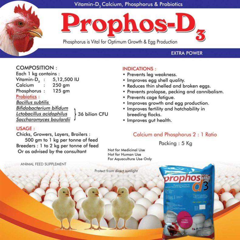PROPHOS-D3