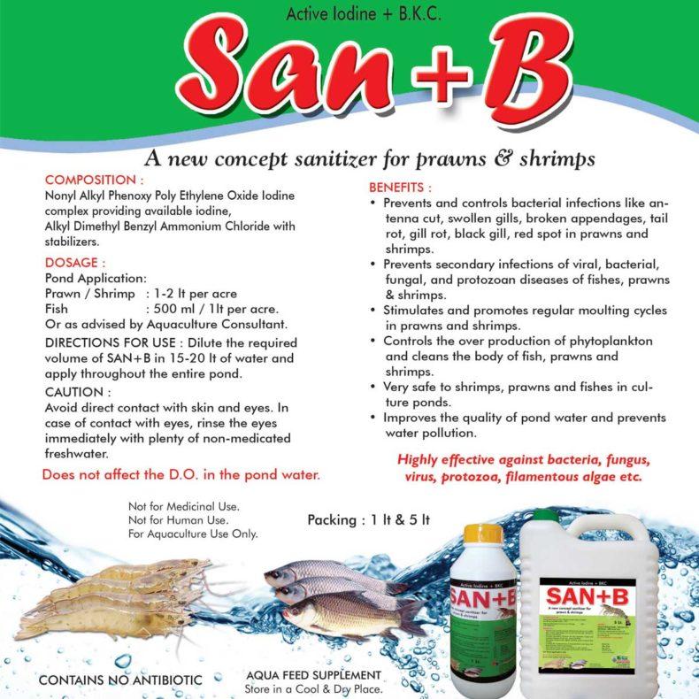 san-plus-B
