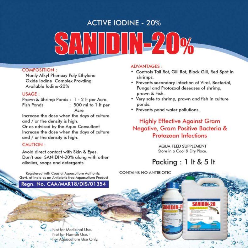 sanidin-20
